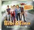 Bibi und Tina. DELUXE Soundtrack zum 4. Kinofilm: Tohuwabohu total -
