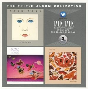 The Triple Album Collection - Talk Talk