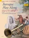Baroque Play-Along. Trompete -