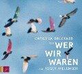 Wer wir waren - Roger Willemsen
