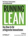 Running Lean - Ash Maurya