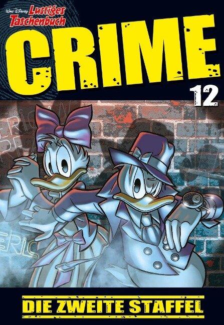 Lustiges Taschenbuch Crime 12 - Disney
