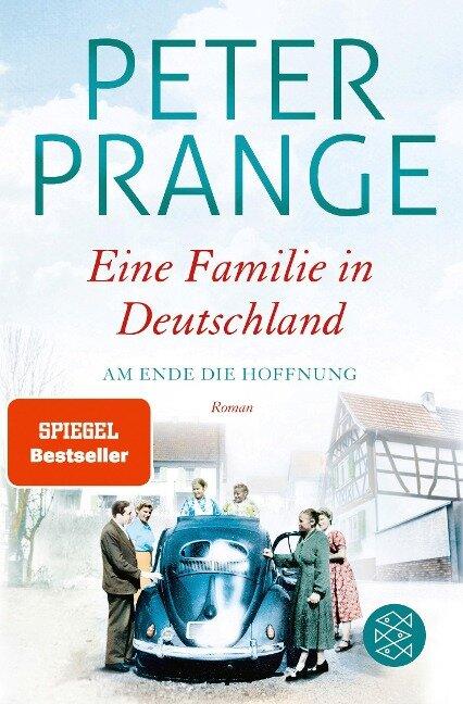 Eine Familie in Deutschland - Peter Prange