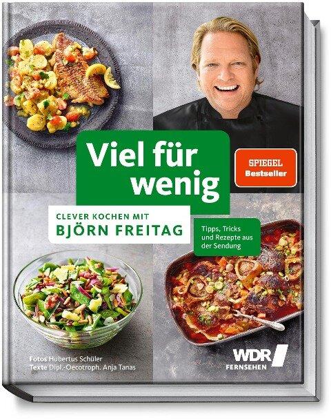 Viel für wenig - Björn Freitag, Anja Tanas