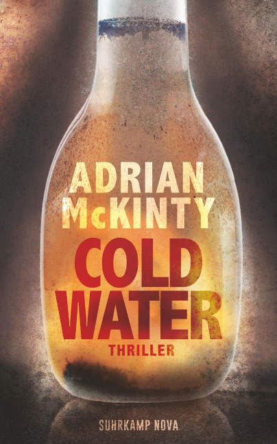 Cold Water - Adrian Mckinty