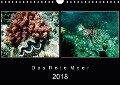 Das Rote Meer - 2018 (Wandkalender 2018 DIN A4 quer) - © Mirko Weigt