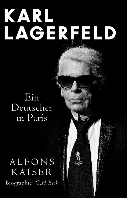 Karl Lagerfeld - Alfons Kaiser