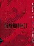 Remembrance - David Liebman