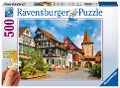 Gengenbach im Kinzigtal Gold Edition. 500 Teile Puzzle -