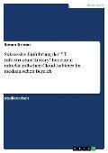 """Sukzessive Einführung der """"IT Infrastructure Library"""" bei einem mittelständischen Cloud-Anbieter im medizinischen Bereich - Simon Grimm"""