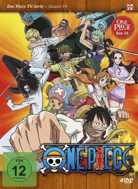 One Piece - TV-Serie - Box 26 (Episoden 780-804) -