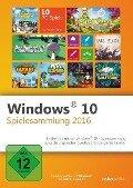 Windows 10 Spielesammlung 2016. Für Windows Vista/7/8/8.1/10 -