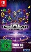 SEGA Mega Drive Classics (Nintendo Switch) -
