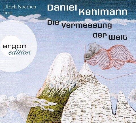 Die Vermessung der Welt - Daniel Kehlmann