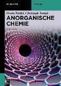 Anorganische Chemie - Erwin Riedel, Christoph Janiak