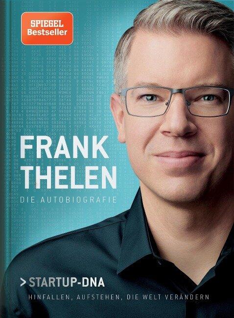 Frank Thelen - Die Autobiografie - Frank Thelen