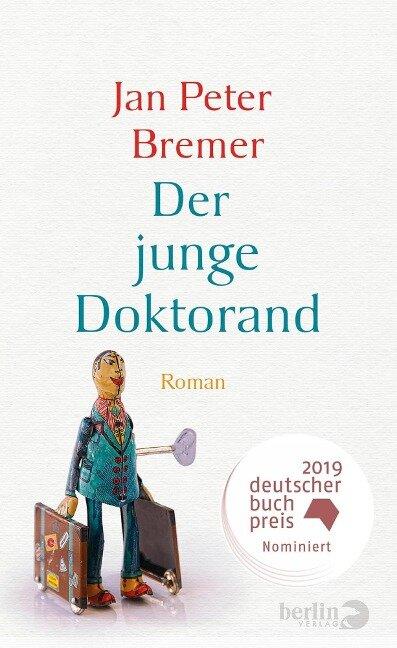 Der junge Doktorand - Jan Peter Bremer