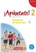 ¡Apúntate! - Ausgabe 2008 - Band 2 - Cuaderno de ejercicios inkl. CD -