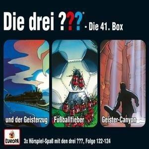 Die drei ??? - 3er Box 41(Folgen 122, 123, 124) (Fragezeichen) -