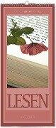 Geburstagskalender Lesen, immerwährend (neu) -