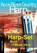 Rock Blues Country Harp Set -