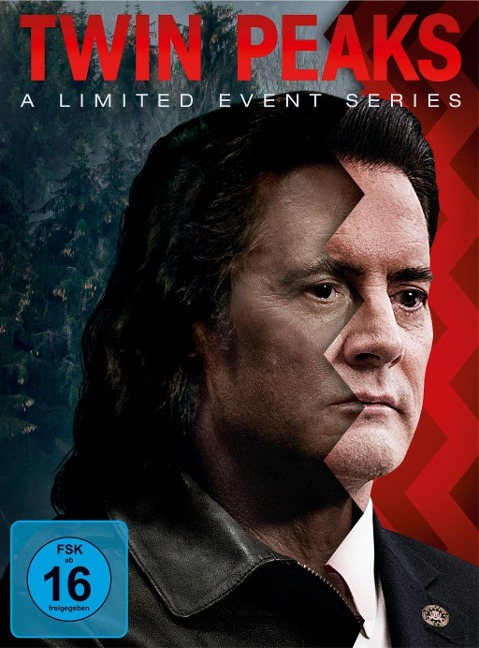 Twin Peaks - A Limited Event Series. Special Edition -