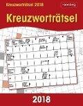 Kreuzworträtsel 2018 Wissenskalender -