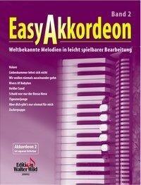 Easy Akkordeon Band 2 - Nelly Leuzinger
