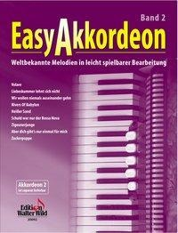Easy Akkordeon Band 2 - Nelly Leuzinger