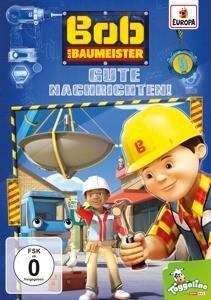 Bob, der Baumeister 09. Gute Nachrichten! -
