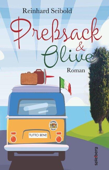 Presssack und Olive - Reinhard Seibold