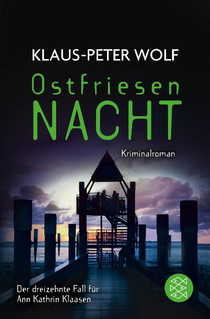 Ostfriesennacht - Klaus-Peter Wolf