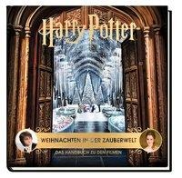 Harry Potter: Weihnachten in der Zauberwelt - Das Handbuch zu den Filmen - Jody Revenson