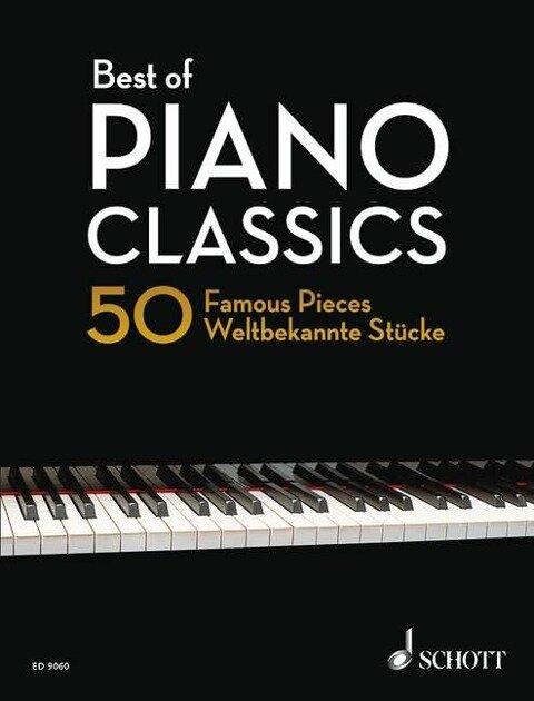 Best of Piano Classics -
