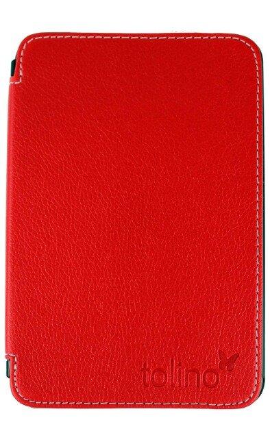 tolino page / shine Slim Tasche Rot -