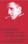 Mutter Courage und ihre Kinder - Bertolt Brecht
