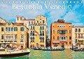 Besuch in Venedig (Tischkalender 2018 DIN A5 quer) - Horst Werner