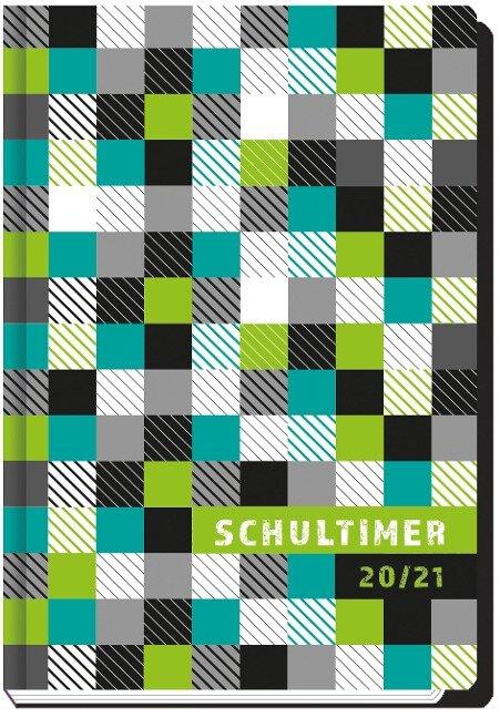 Trötsch Schülerkalender Für Schlaue Quadrat 2020/2021 -