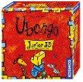Ubongo Junior 3-D - Grzegorz Rejchtmann