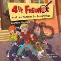 4 1/2 Freunde - 02: 4 1/2 Freunde und der Panther im Pausenhof -