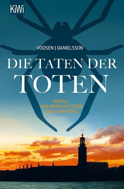Die Taten der Toten - Roman Voosen, Kerstin Signe Danielsson