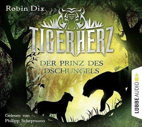 Tigerherz - Robin Dix