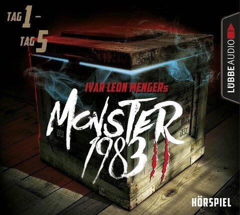 Monster 1983: Staffel II, Folge 1-5 - Ivar Leon Menger, Raimon Weber, Anette Strohmeyer