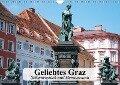 Geliebtes Graz. Schmuckstück und Herzensstadt (Wandkalender 2018 DIN A4 quer) Dieser erfolgreiche Kalender wurde dieses Jahr mit gleichen Bildern und aktualisiertem Kalendarium wiederveröffentlicht. - Elisabeth Stanzer
