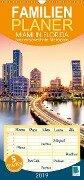 Miami in Florida: Sonnenverwöhnte Metropole (Wandkalender 2019 PRO_49_format hoch) - K. A. Calvendo