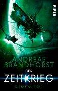 Der Zeitkrieg - Andreas Brandhorst