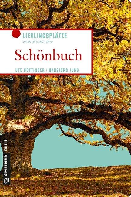 Schönbuch - Ute Böttinger, Hansjörg Jung