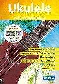Ukuleleschule + CD + DVD -