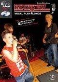 Rockkidz Vocal Play-alongs - Armin Weisshaar