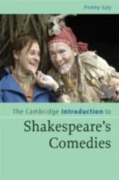 Cambridge Introduction to Shakespeare's Comedies - Penny Gay